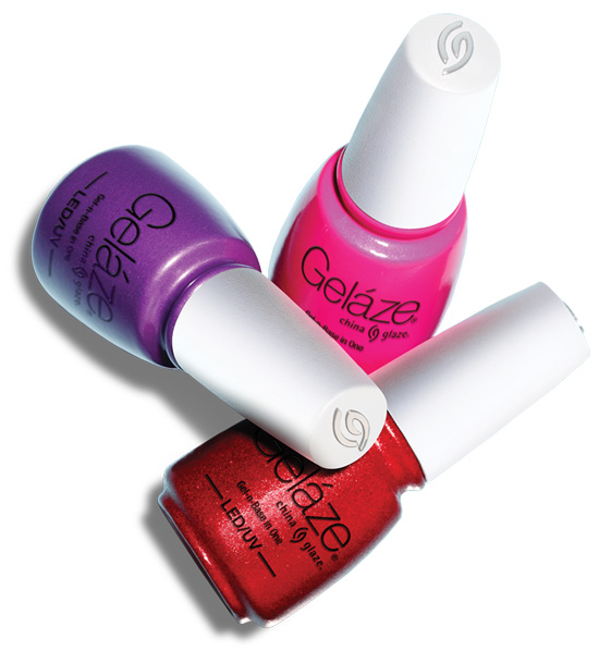 China Glaze Summer 2014 Gelaze Nail Polish Collection 8