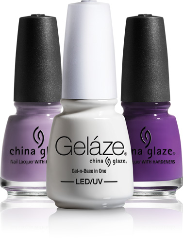 China Glaze Summer 2014 Gelaze Nail Polish Collection 9