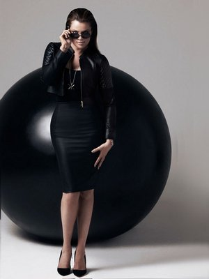Kardashian Kollection for Lipsy Spring 2014 4
