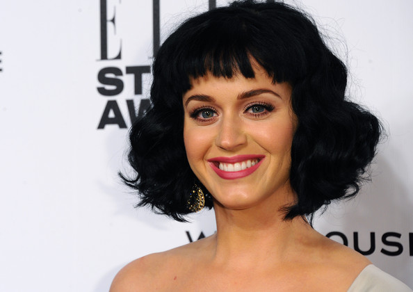 Katy Perry Debuts New Bob Haircut + New Blunt Bangs 3