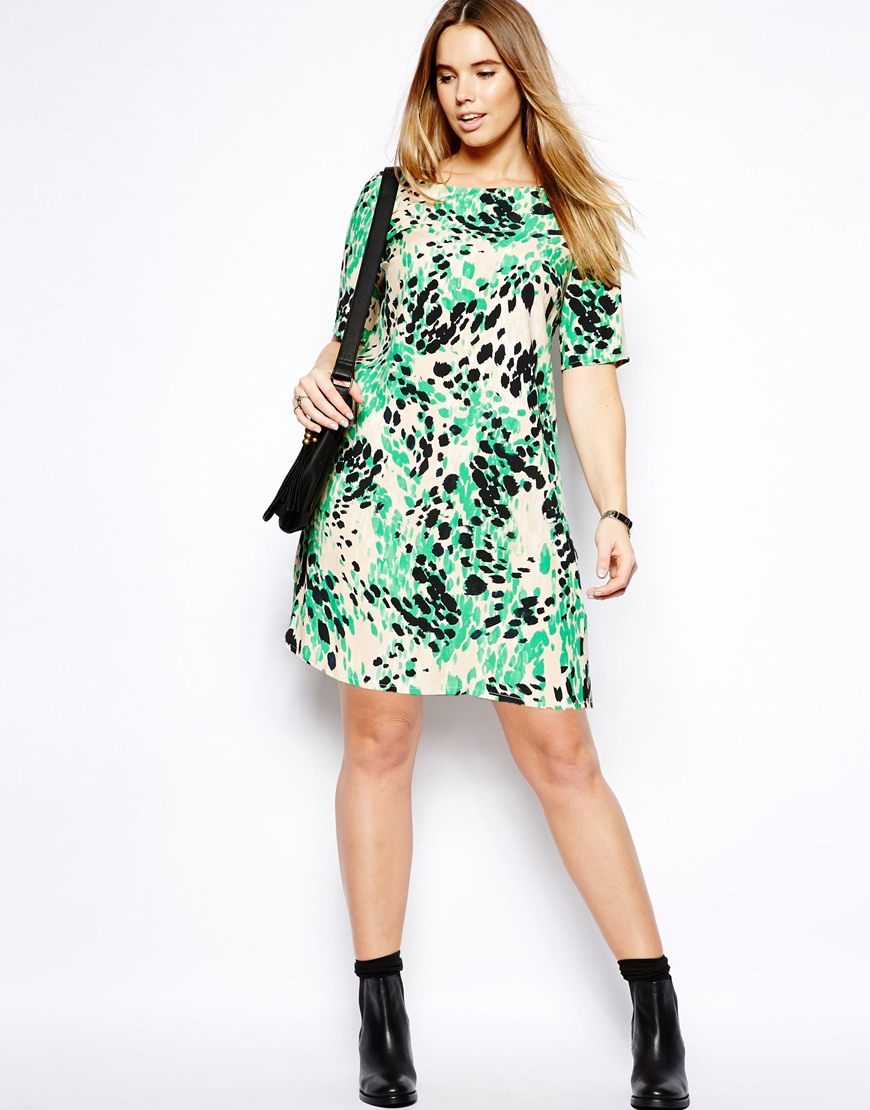 2013 plus size prom dresses fashion trend seeker -  Plus Size Fashion Trends For Spring And Summer 2014 6