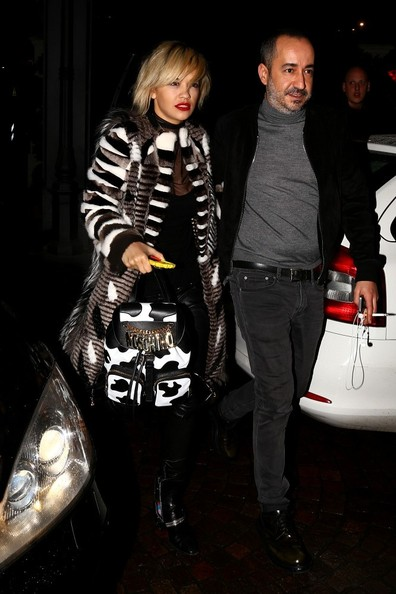 Rita Ora Shows Off New Bob Haircut 3