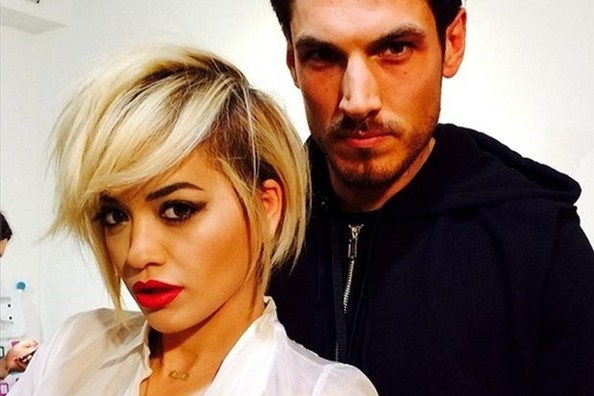 Rita Ora Shows Off New Bob Haircut 7