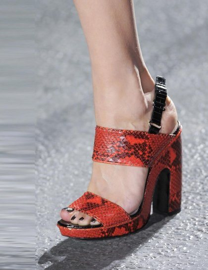 Spring and Summer 2014 Shoe Trends 11