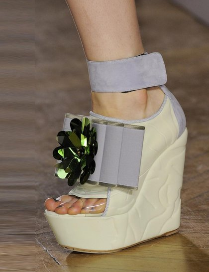 Spring and Summer 2014 Shoe Trends 9