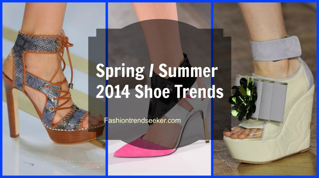 Spring and Summer 2014 Shoe Trends Main