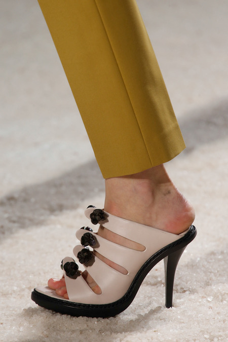 Spring and Summer 2014 Shoe Trends