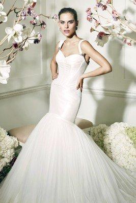 Truly Zac Posen for David's Bridal Wedding Dress Line 2