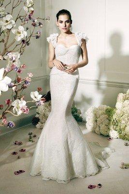 Truly Zac Posen for David's Bridal Wedding Dress Line 3