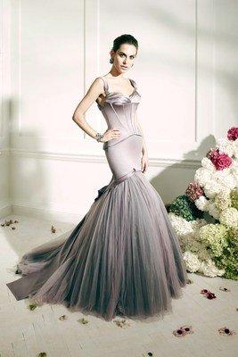 Truly Zac Posen for David's Bridal Wedding Dress Line 5