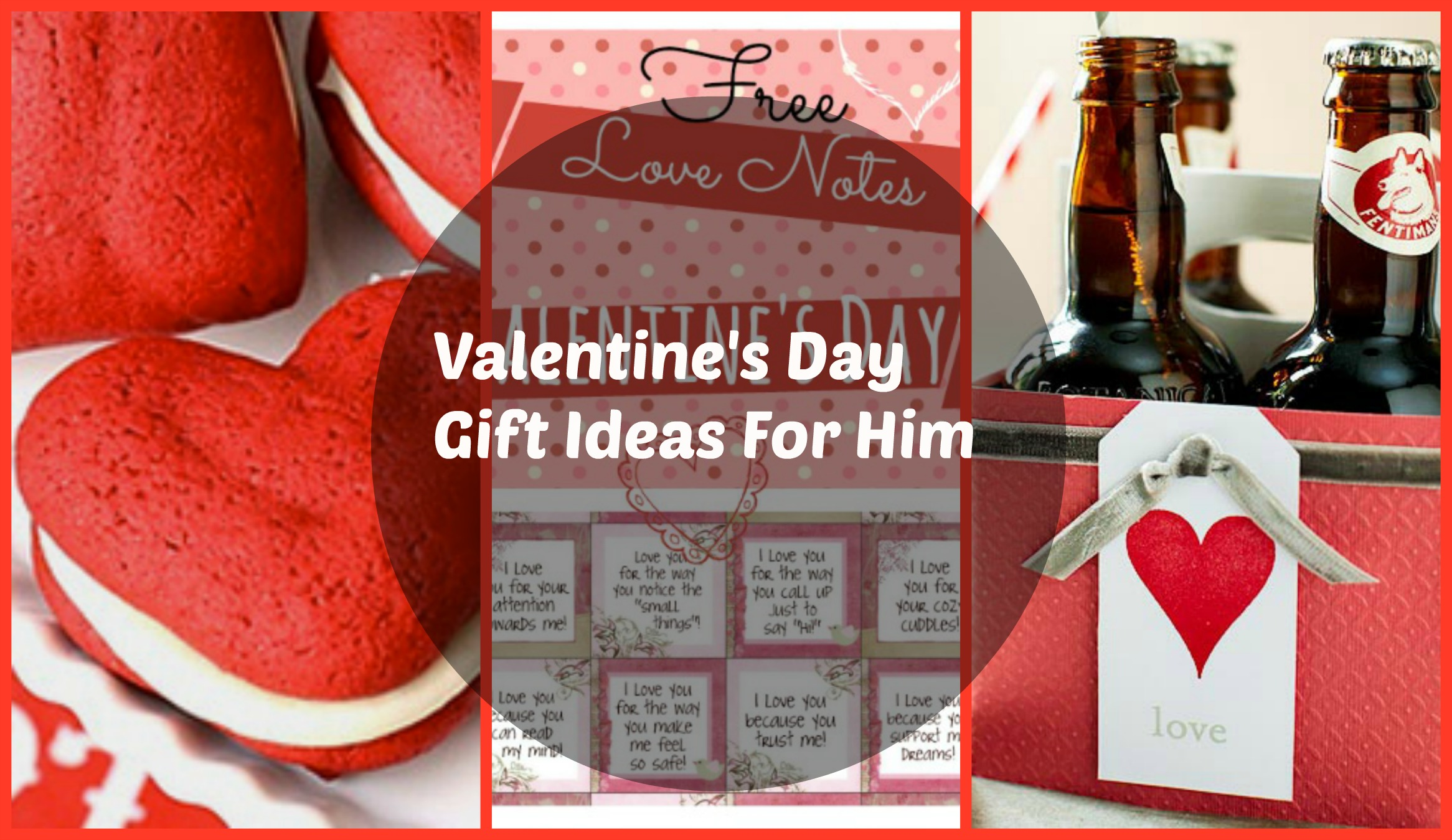 28+ [ Valentine Gift For Him ] | 14 Creative Valentine S Day Gifts ...