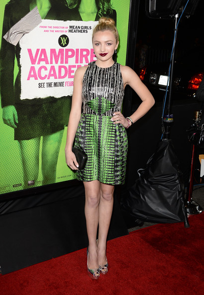 Vampire Academy L.A. Premiere 6
