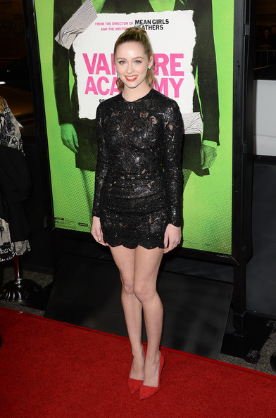 Vampire Academy L.A. Premiere 7