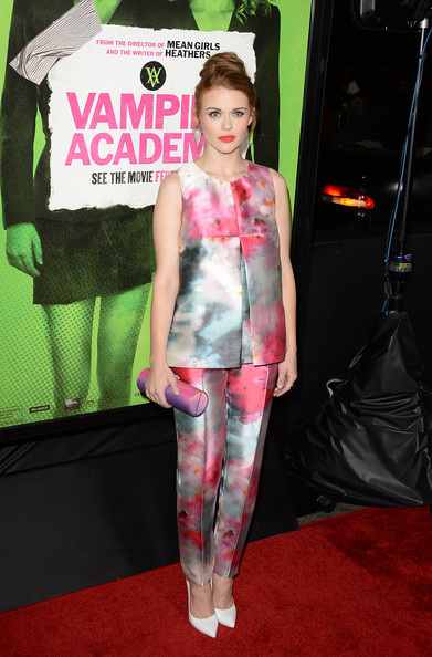 Vampire Academy L.A. Premiere 9