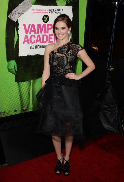 Vampire Academy L.A. Premiere
