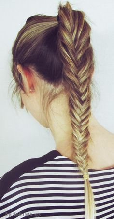 2014 Spring and Summer Braided Hairstyles 10