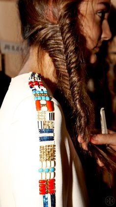 2014 Spring and Summer Braided Hairstyles 12