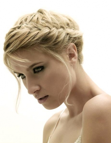 2014 Spring and Summer Braided Hairstyles 13