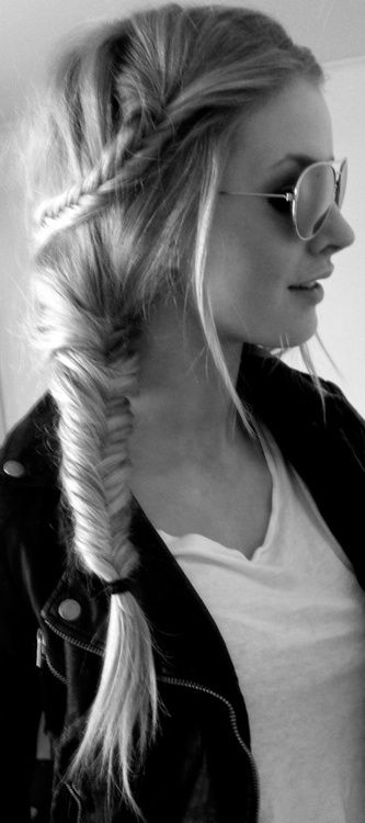 2014 Spring and Summer Braided Hairstyles 15
