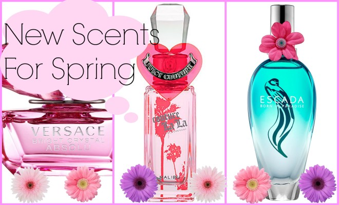 Fashion Trend Seeker: 2014 Spring And Summer Fragrances