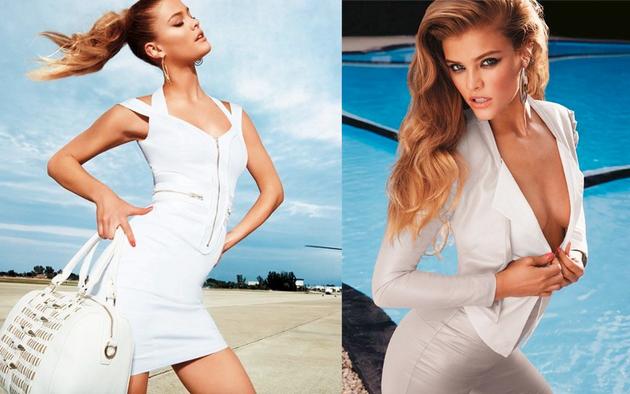 Fashion Trend Seeker: Bebe Spring/Summer 2014 Campaign & Lookbook