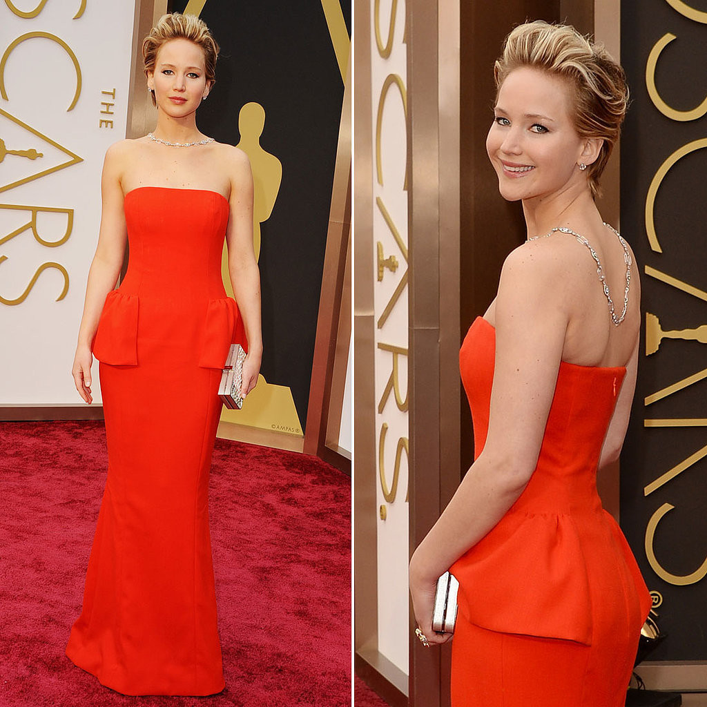 Best Dressed On The Red Carpet 2014 Oscars 86th Academy Awards 5