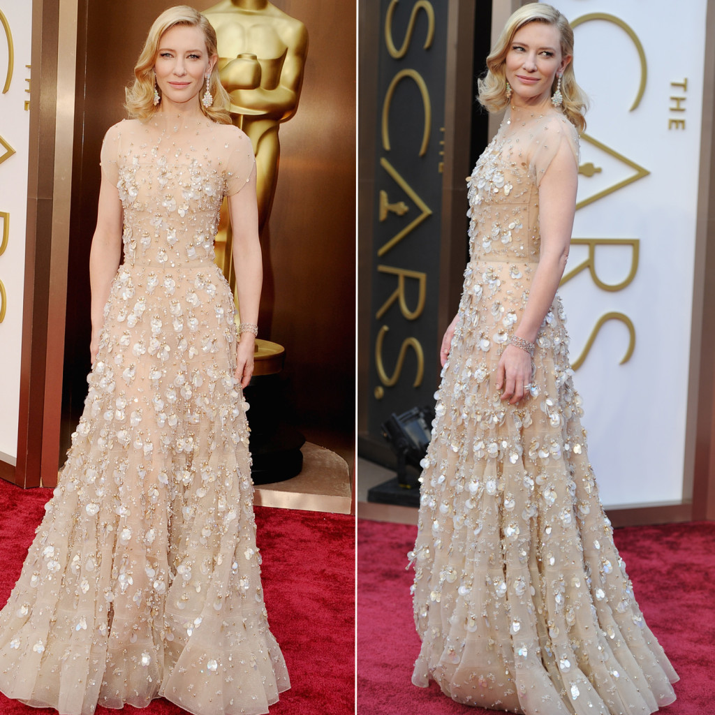 Best Dressed On The Red Carpet 2014 Oscars 86th Academy Awards 6