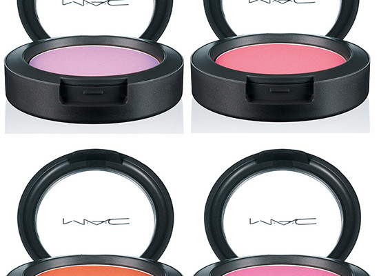 Fashion Trend Seeker: MAC Tres Cheek Collection For Summer 2014