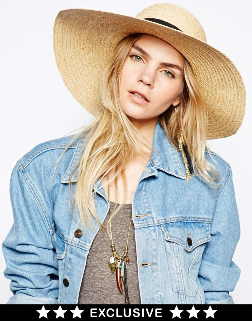 Spring and Summer Hat Trends for 2014 4