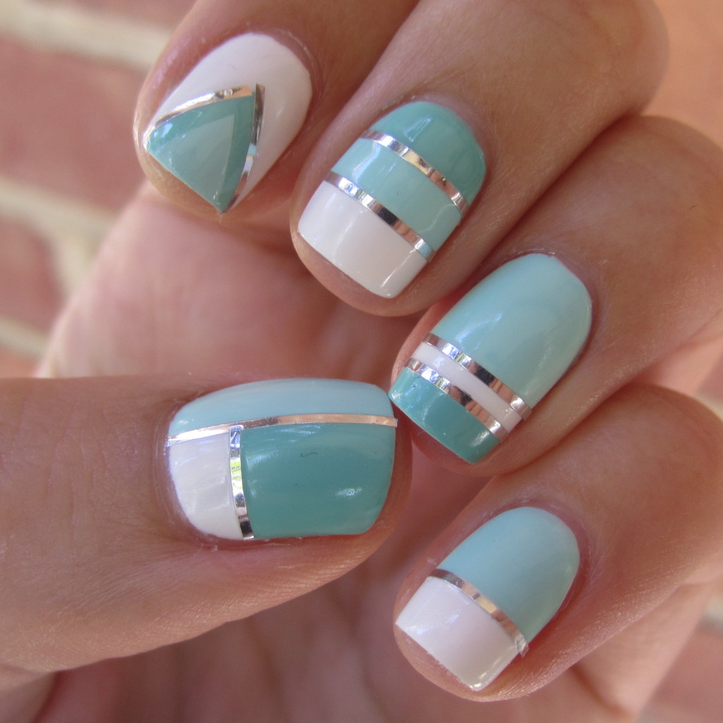 2014 Nail Art Ideas for Prom – Prom Nail Ideas - Fashion Trend
