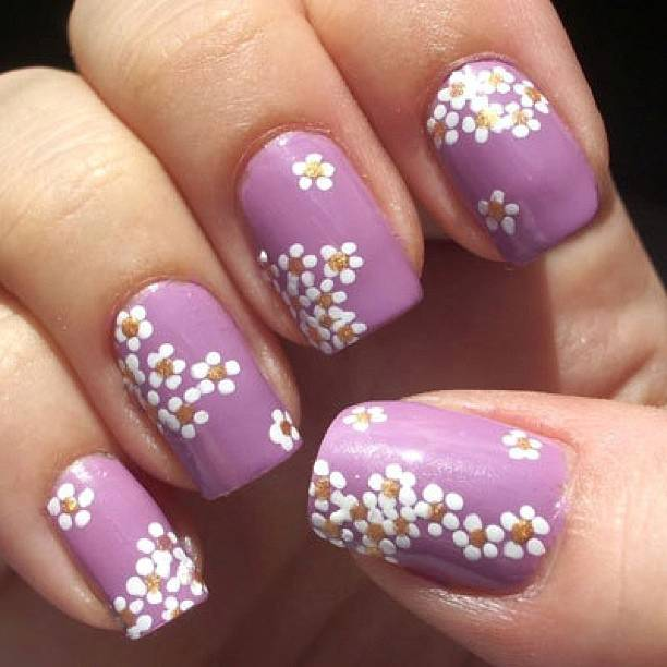 Ideas Of Nail Art: 2014 Nail Art Ideas For Prom
