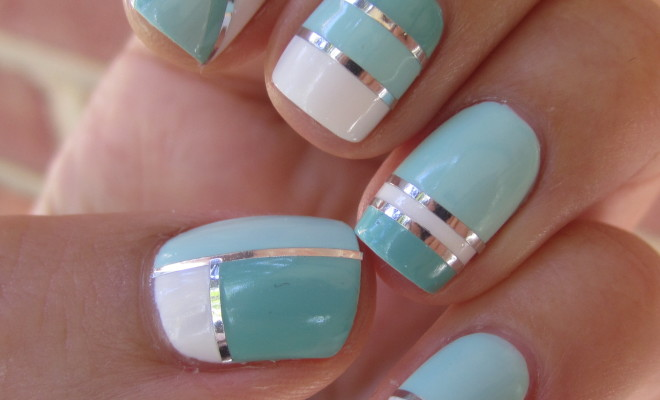 2014 Nail Art Ideas for Prom - Prom Nail Ideas
