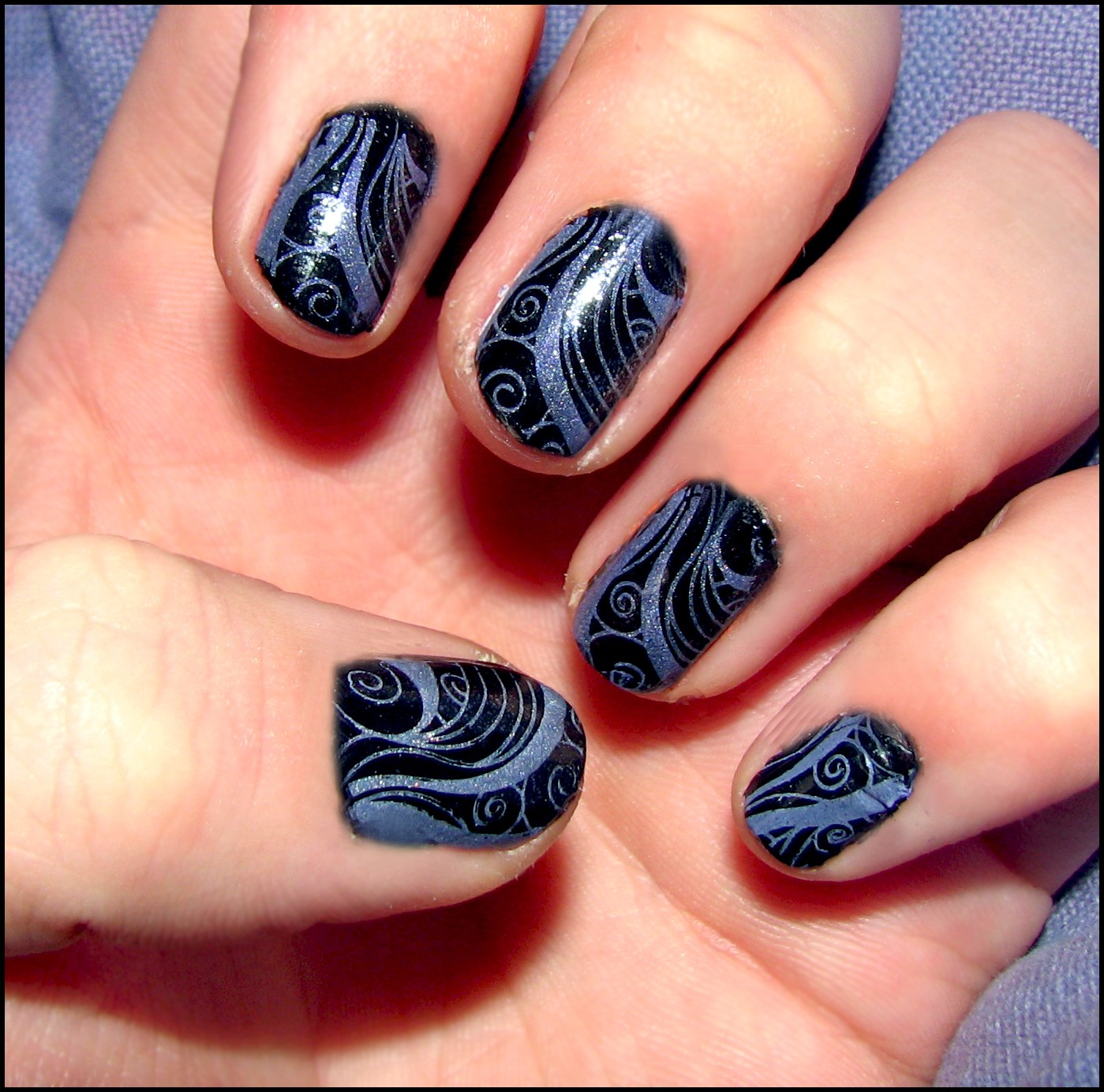 2014 Nail Art Ideas For Prom