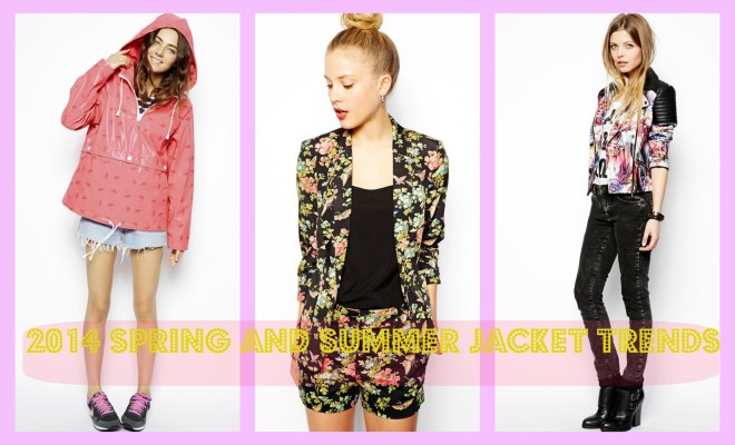 Fashion Trend Seeker: 2014 Spring And Summer Jacket Trends Main