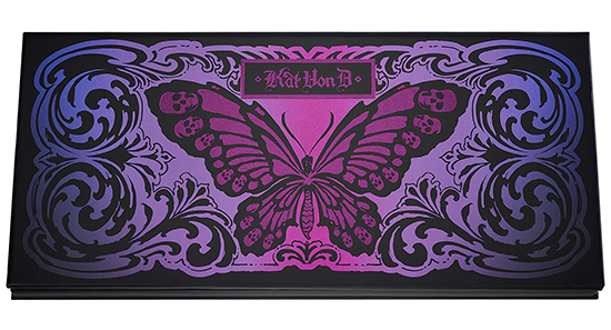 New Kat Von D Chrysalis & Monarch Eyeshadow Palettes 3