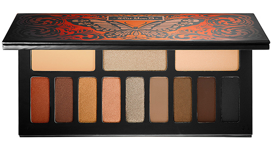 New Kat Von D Chrysalis & Monarch Eyeshadow Palettes 4