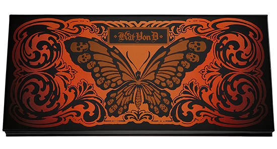 New Kat Von D Chrysalis & Monarch Eyeshadow Palettes 5