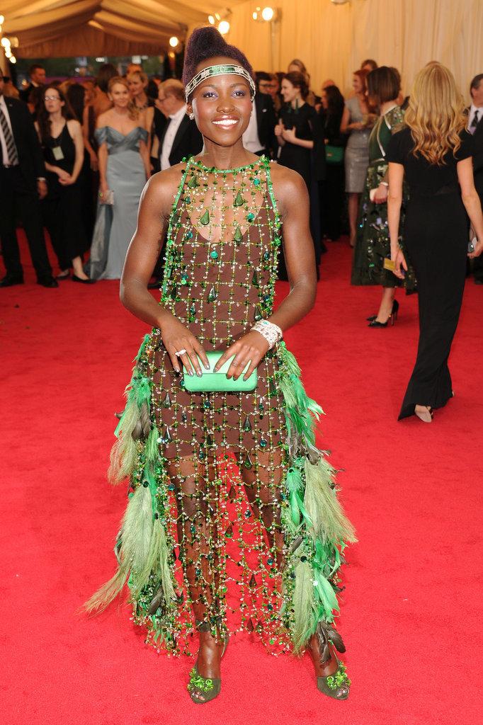 2014 Met Gala Best Dressed Fashion 12