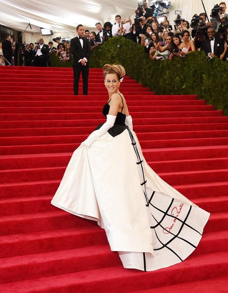 2014 Met Gala Best Dressed Fashion 4