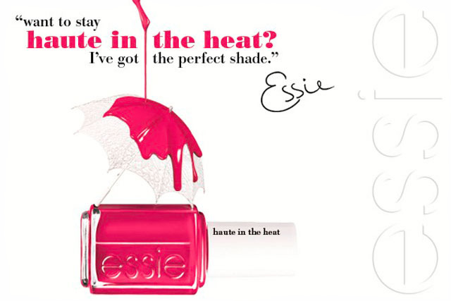 Essie Haute In The Heat Summer 2017 Collection 2