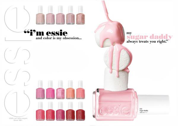 Essie Sugar Daddy Summer 2014 Collection 2