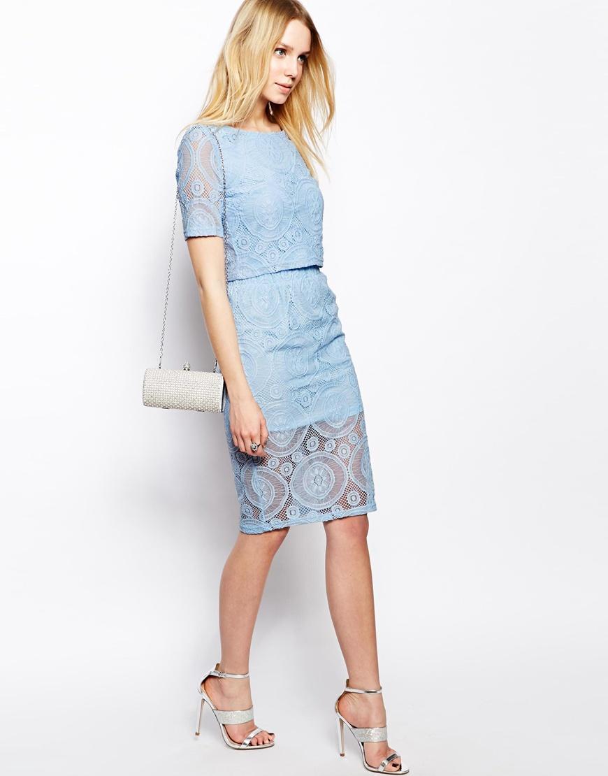 Fashion Trend Alert Sheer Bottom Dresses And Skirts
