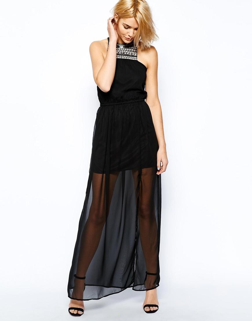 2013 plus size prom dresses fashion trend seeker - Fashion Trend Alert Sheer Bottom Dresses And Skirts