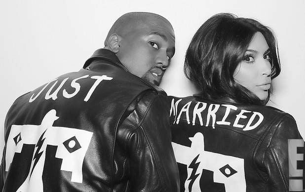 Kim Kardashian Shows Off First Pics Of Her Givenchy Wedding Dress 5