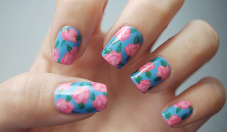 Spring Nail Art Design Ideas