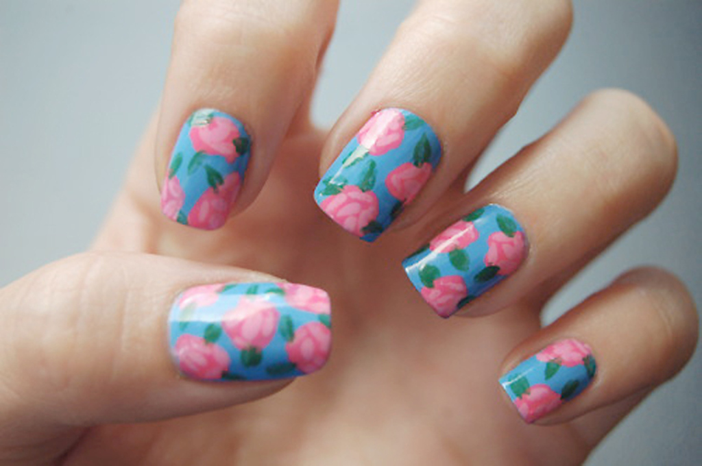 Spring Nail Art Design Ideas 10