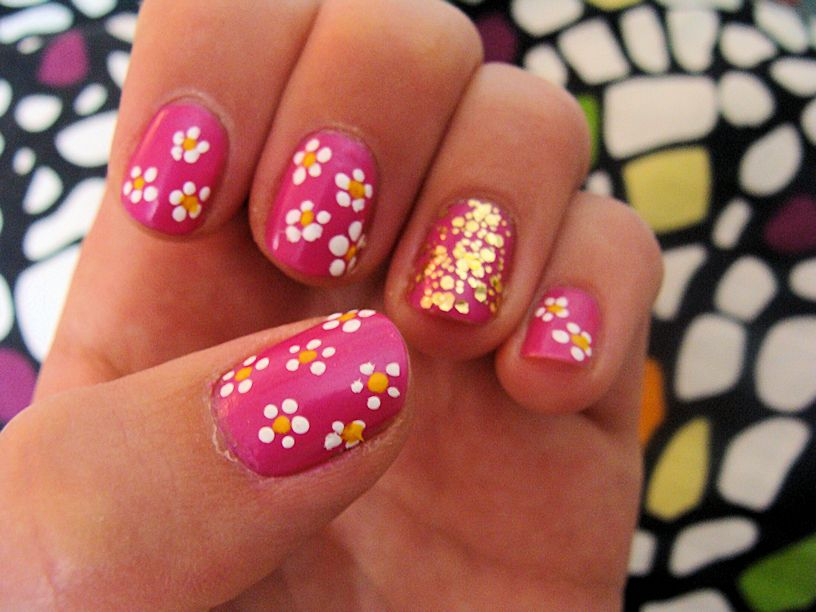 Spring Nail Art Design Ideas 11