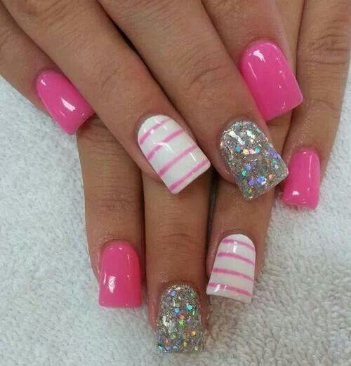 Spring Nail Art Design Ideas