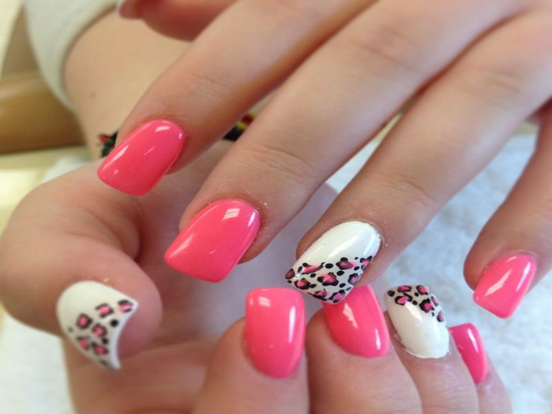 Spring Nail Art Design Ideas 5