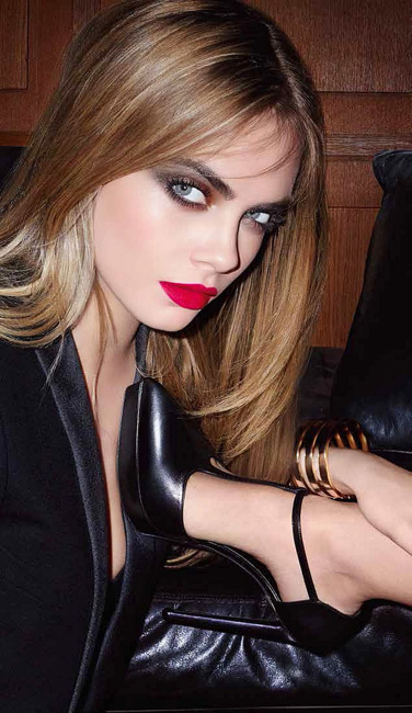 YSL Leather Fetish Fall 2014 Makeup Collection